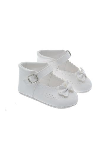 Freesure 211628 Beyaz Freesure Kız Bebek Patik Bebek Ayakkabı  Beyaz
